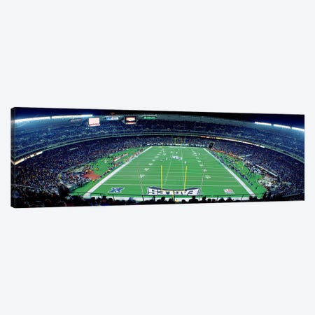 Philadelphia Eagles NFL Football Veterans Stadium Philadelphia PA Canvas Print #PIM3833} by Panoramic Images Canvas Art Print
