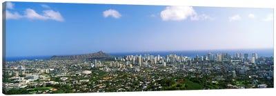 Honolulu, Hawaii Canvas Print #PIM3839