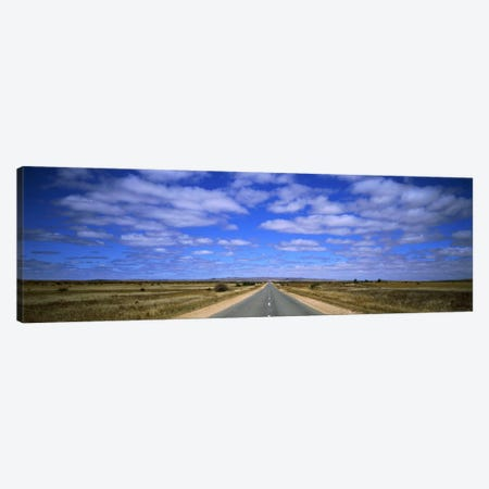 Outback Highway Australia Canvas Print #PIM3843} by Panoramic Images Canvas Art