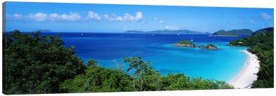 Trunk Bay Virgin Islands National Park St. John US Virgin Islands Canvas Art Print