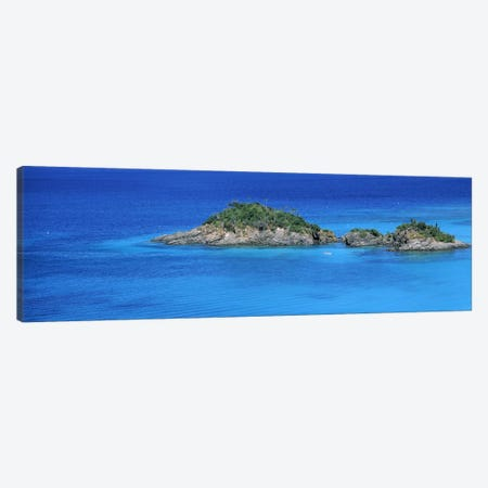 Trunk Bay Virgin Islands National Park St. John US Virgin Islands Canvas Print #PIM3869} by Panoramic Images Canvas Art
