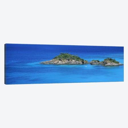 Trunk Bay Virgin Islands National Park St. John US Virgin Islands Canvas Print #PIM3869} by Panoramic Images Canvas Art