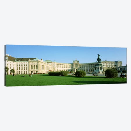 Hofburg Vienna Austria Canvas Print #PIM386} by Panoramic Images Canvas Wall Art