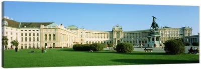 Hofburg Vienna Austria Canvas Print #PIM386
