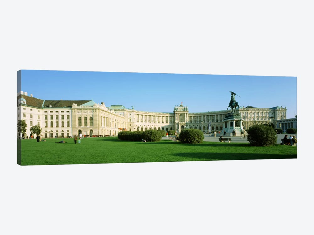 Hofburg Vienna Austria by Panoramic Images 1-piece Canvas Art
