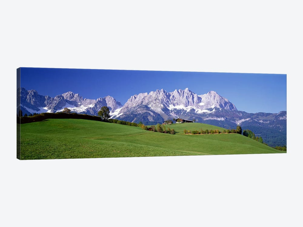Ellmau Wilder Kaiser Tyrol Austria by Panoramic Images 1-piece Art Print