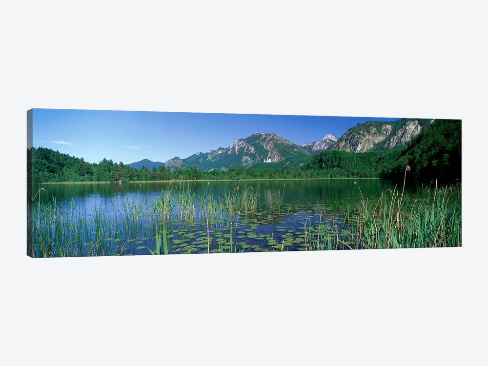 Alpsee Bavaria Germany by Panoramic Images 1-piece Canvas Wall Art