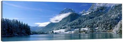 Hinter See Bavaria Germany Canvas Print #PIM3884