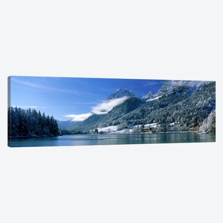 Hinter See Bavaria Germany Canvas Print #PIM3884} by Panoramic Images Canvas Art Print