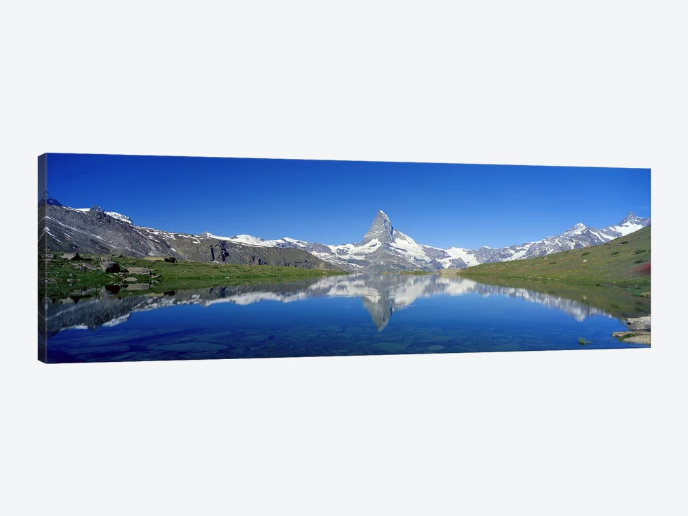 Matterhorn Zermatt Switzerland by Panoramic Images 1-piece Art Print
