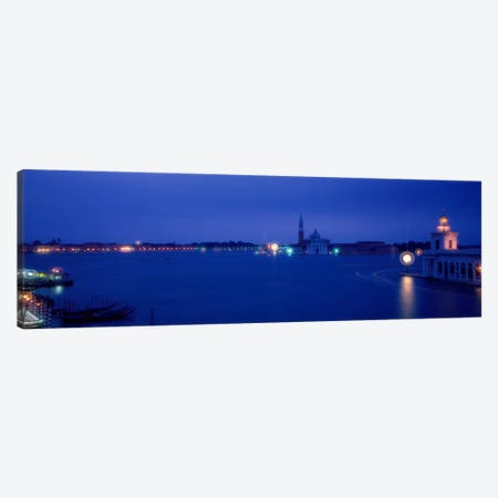 Church of San Giorgio Maggiore Venice Italy Canvas Print #PIM3899} by Panoramic Images Art Print