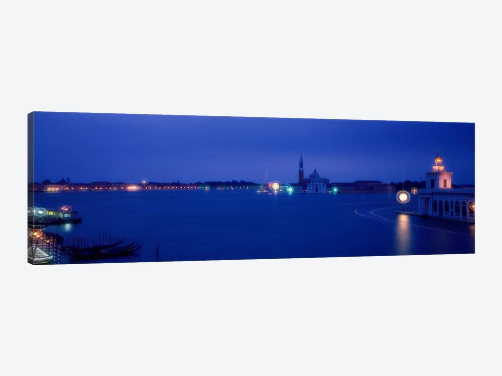 Church of San Giorgio Maggiore Venice Italy by Panoramic Images 1-piece Canvas Art Print