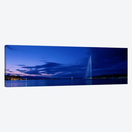 Geneva Switzerland Canvas Print #PIM3901} by Panoramic Images Canvas Print