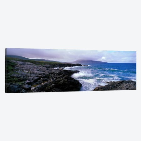 (Traigh Luskentyre ) Sound of Taransay (Outer Hebrides ) Isle of Harris Scotland Canvas Print #PIM3912} by Panoramic Images Canvas Art