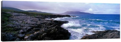 (Traigh Luskentyre ) Sound of Taransay (Outer Hebrides ) Isle of Harris Scotland Canvas Art Print
