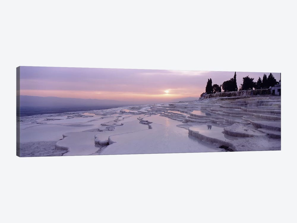 Pamukkale Turkey by Panoramic Images 1-piece Canvas Wall Art