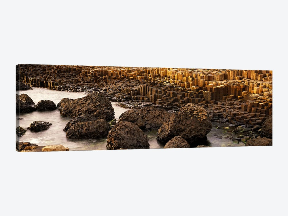 Giant's Causeway, Antrim Coast, Northern Ireland by Panoramic Images 1-piece Art Print