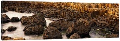 Giant's Causeway, Antrim Coast, Northern Ireland Canvas Art Print