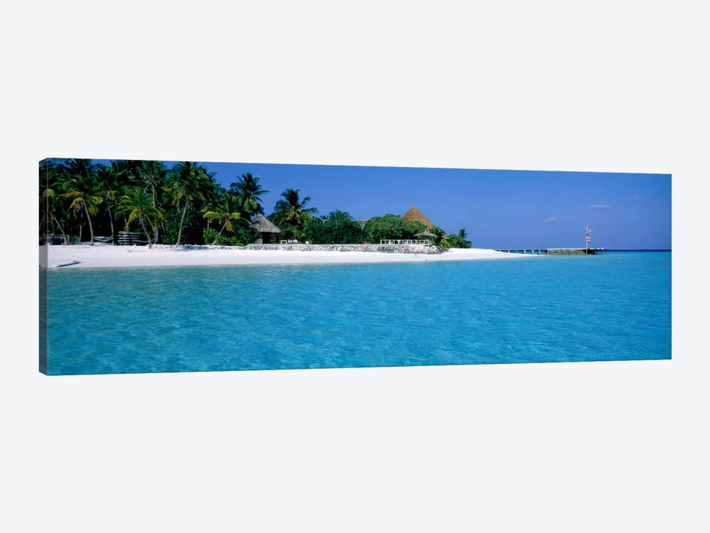 Thulhagiri Island Resort Maldives by Panoramic Images 1-piece Canvas Artwork