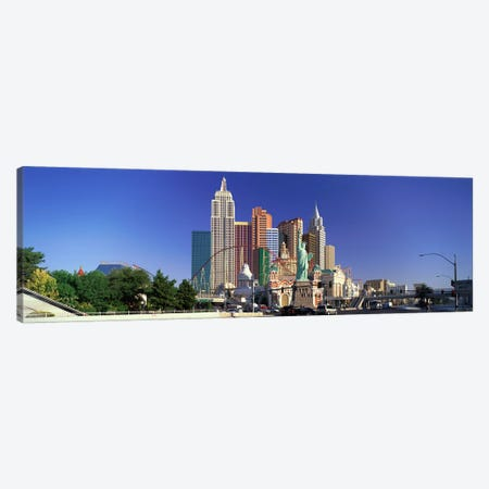Las Vegas Nevada Canvas Print #PIM3945} by Panoramic Images Canvas Wall Art