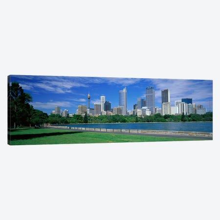 Sydney Australia Canvas Print #PIM3959} by Panoramic Images Canvas Art