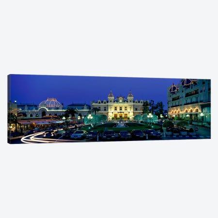 Casino Monaco Canvas Print #PIM3960} by Panoramic Images Art Print
