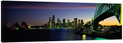 Sydney Australia Canvas Art Print