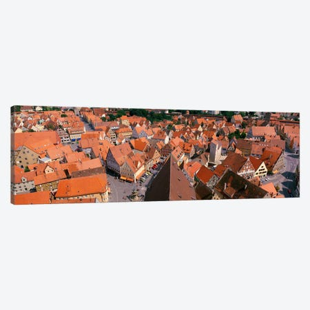 Nordlingen Germany Canvas Print #PIM3964} by Panoramic Images Canvas Art