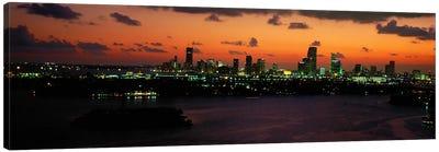 Miami, Florida, USA #2 Canvas Print #PIM3965