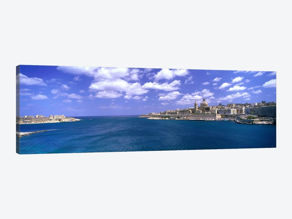 Valletta Malta by Panoramic Images 1-piece Canvas Print