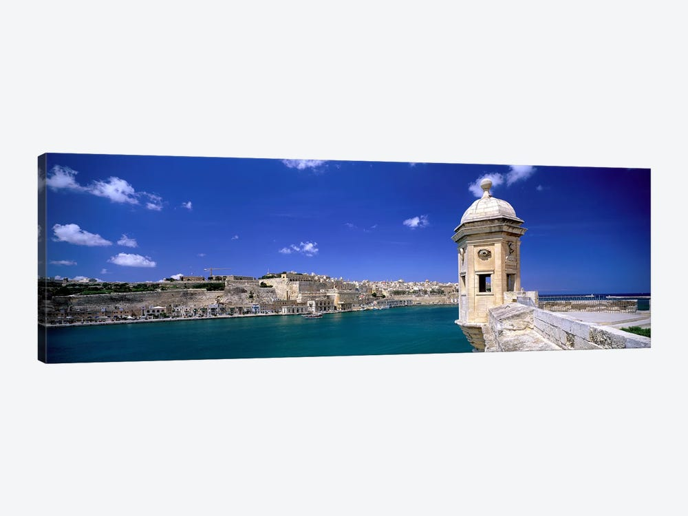 Valletta Malta 1-piece Canvas Art