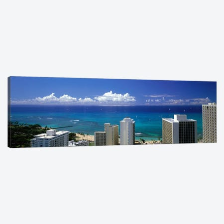 Honolulu Hawaii #3 Canvas Print #PIM3973} by Panoramic Images Canvas Wall Art