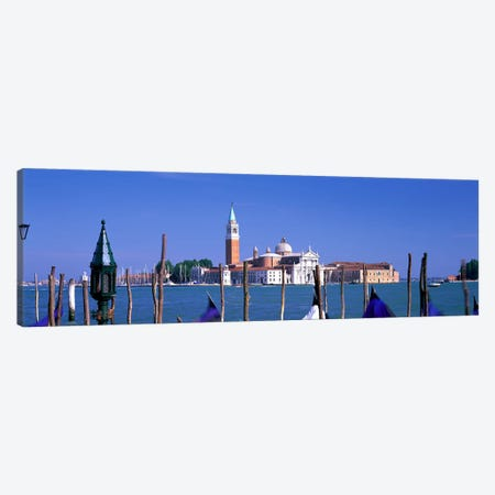 St. Maria della Salute Venice Italy Canvas Print #PIM3981} by Panoramic Images Canvas Art Print