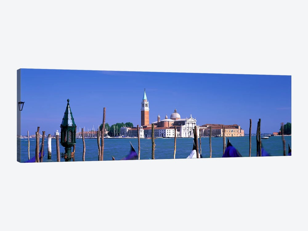 St. Maria della Salute Venice Italy by Panoramic Images 1-piece Canvas Print