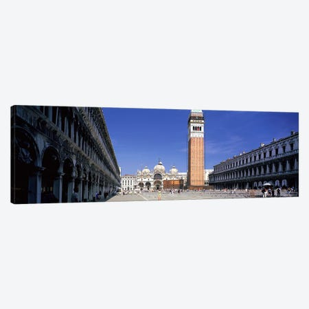 Venice Italy Canvas Print #PIM3985} by Panoramic Images Canvas Artwork