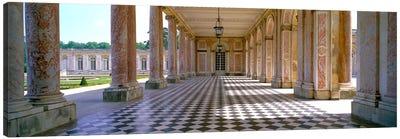 Palace of Versailles (Palais de Versailles) France Canvas Print #PIM3986