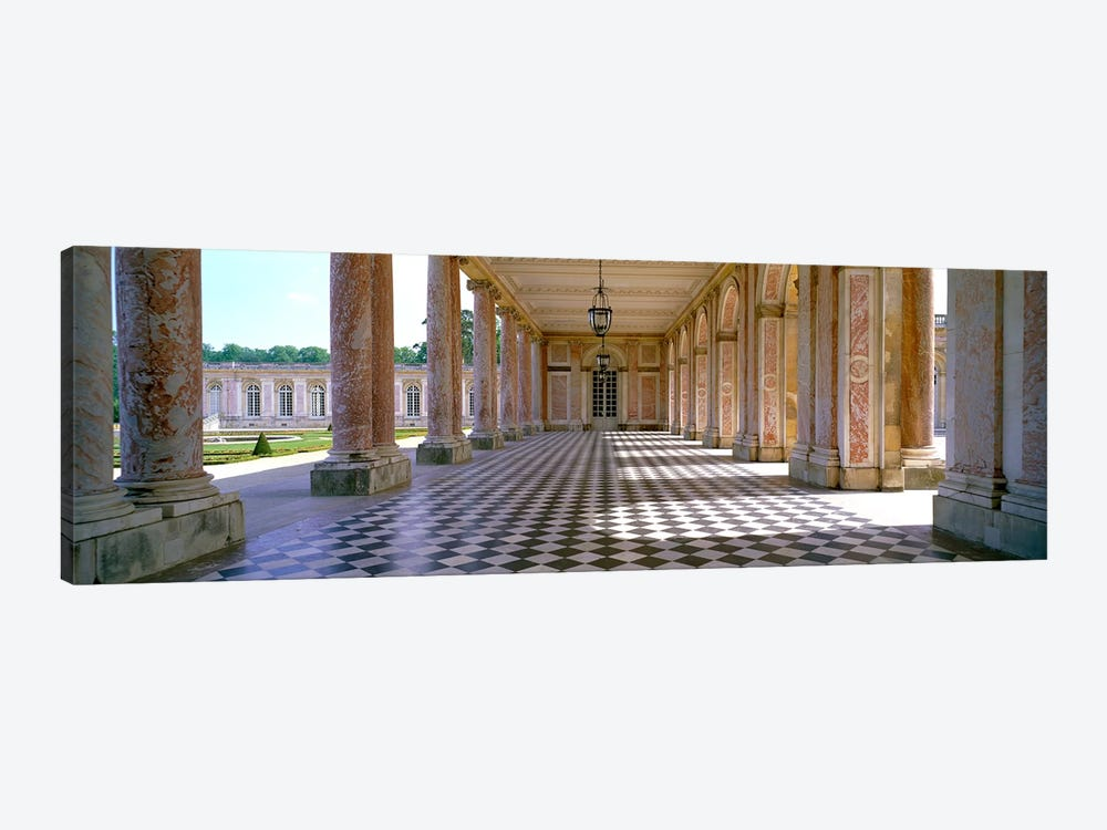 Palace of Versailles (Palais de Versailles) France by Panoramic Images 1-piece Canvas Wall Art