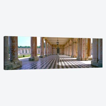 Palace of Versailles (Palais de Versailles) France 3-Piece Canvas #PIM3986} by Panoramic Images Canvas Artwork