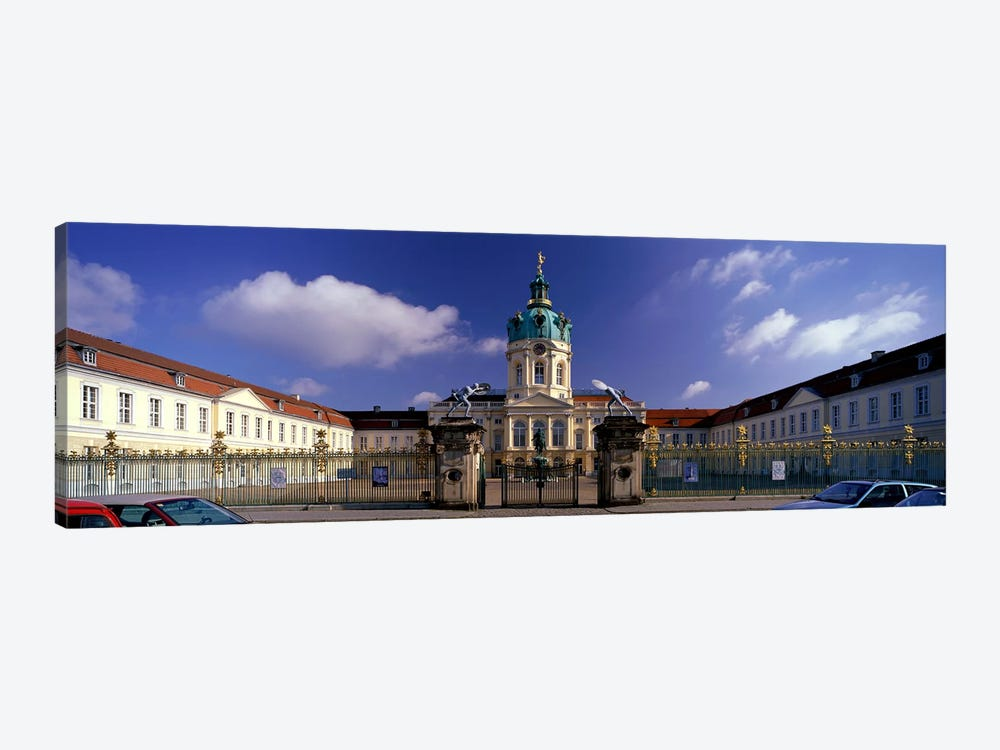 Charlottenburg Palace (Schloss Charlottenburg) Berlin Germany by Panoramic Images 1-piece Art Print
