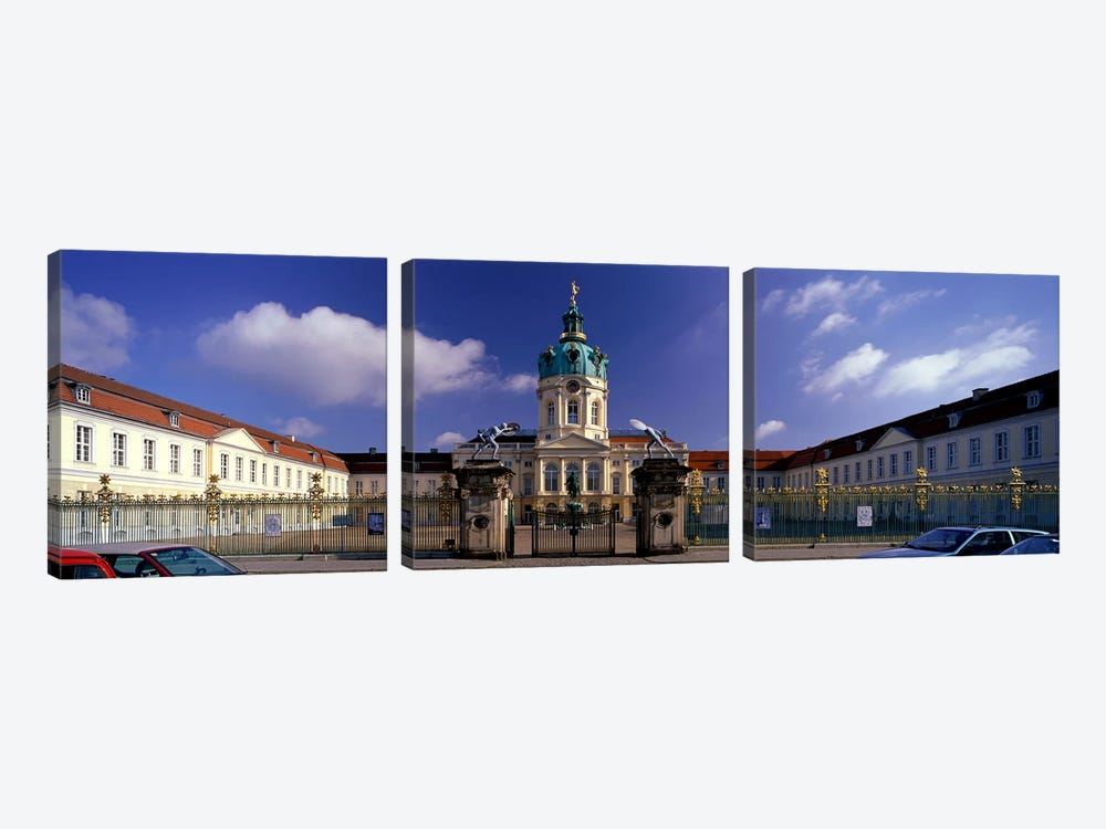 Charlottenburg Palace (Schloss Charlottenburg) Berlin Germany by Panoramic Images 3-piece Art Print