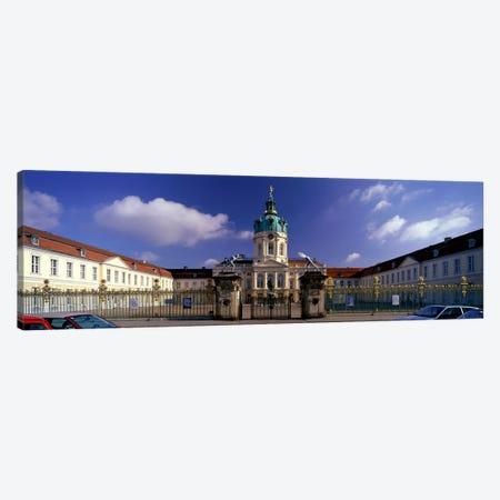 Charlottenburg Palace (Schloss Charlottenburg) Berlin Germany Canvas Print #PIM3987} by Panoramic Images Canvas Art