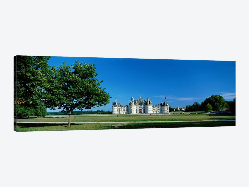 Chateau de Chambord France by Panoramic Images 1-piece Canvas Print