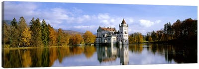 Anif Castle Austria Canvas Art Print