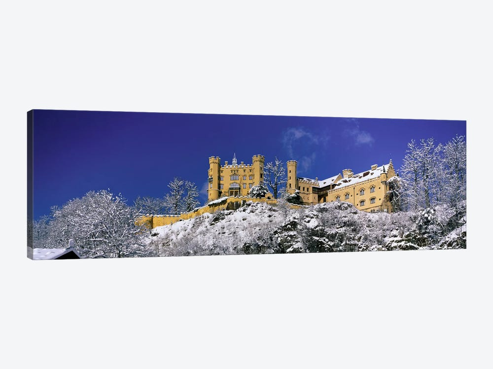 Hohenschwangau Castle (Schloss Hohenschwangau) Schwangau Germany by Panoramic Images 1-piece Canvas Print