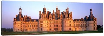 Chateau de Chambord (Chambord Chateau) Loir-et-Cher Loire Valley France Canvas Print #PIM3995