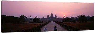 Angkor Wat Cambodia Canvas Print #PIM3996