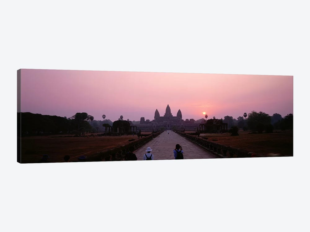 Angkor Wat Cambodia by Panoramic Images 1-piece Canvas Print