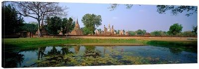 Sukhothai Thailand Canvas Art Print