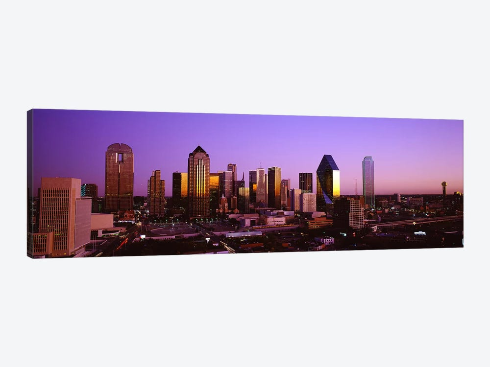 DallasTexas, USA by Panoramic Images 1-piece Art Print