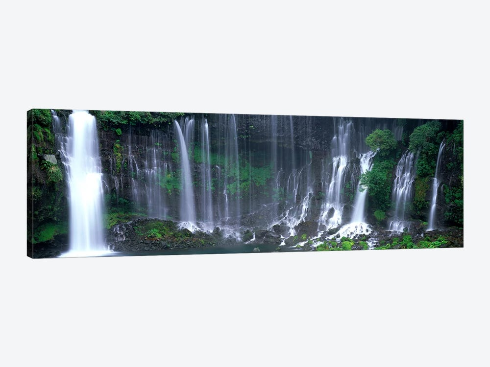 Shiraito Falls, Fujinomiya, Shizuoka, Japan by Panoramic Images 1-piece Canvas Artwork